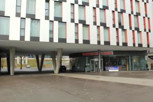 Hilton Garden Inn Stuttgart NeckarPark, Hotely  Štutgart - big - 45