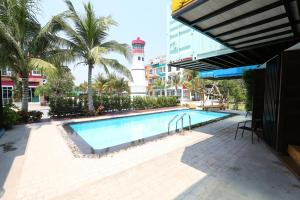 Chaamaran Boutique Hotel, Resorts  Cha-am - big - 3