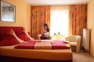 Altstadt Hotel Peiß, Hotely  Stralsund - big - 16