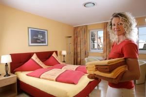 Altstadt Hotel Peiß, Hotely  Stralsund - big - 8