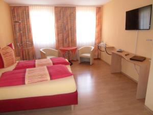 Altstadt Hotel Peiß, Hotely  Stralsund - big - 17