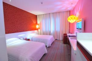 Otique Aqua Hotel, Hotels  Shenzhen - big - 7