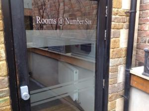 Rooms @ Number Six, Apartments  Oakham - big - 37