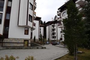 Persey Flora Apartments, Apartmánové hotely  Borovec - big - 97
