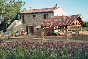 hautes plaines, Dovolenkové domy  Saignon - big - 1