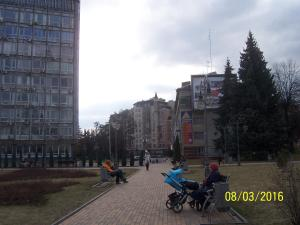 Gostevoy Apartment, Pensionen  Vinnytsya - big - 98