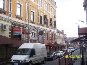 Gostevoy Apartment, Pensionen  Vinnytsya - big - 88