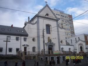 Gostevoy Apartment, Pensionen  Vinnytsya - big - 87