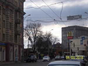 Gostevoy Apartment, Pensionen  Vinnytsya - big - 82