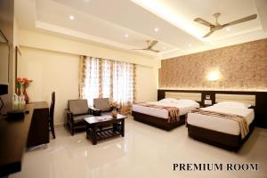 Hotel Deepam, Hotely  Tiruchchirāppalli - big - 5