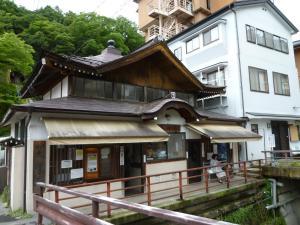 Anzuan Nishida, Vendégházak  Ueda - big - 16