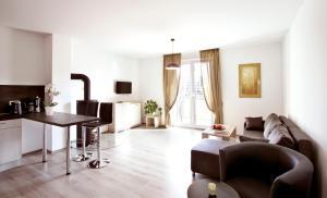 Leipzig Apartmenthaus, Aparthotels  Leipzig - big - 17