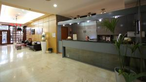 Hotel Don Jaime 54, Hotels  Saragossa - big - 41