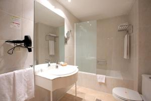 Hotel Don Jaime 54, Hotels  Saragossa - big - 39