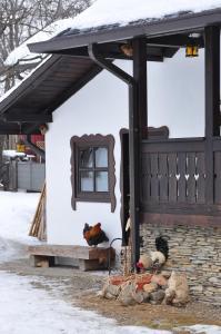 Hilde's Residence, Penzióny  Gura Humorului - big - 143