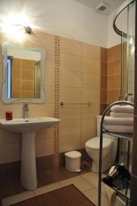 Hilde's Residence, Penzióny  Gura Humorului - big - 33