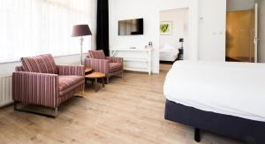 Hotel Wilhelmina, Hotels  Domburg - big - 14