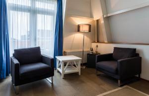 Strandhotel Duinheuvel, Szállodák  Domburg - big - 23