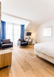 Strandhotel Duinheuvel, Szállodák  Domburg - big - 3