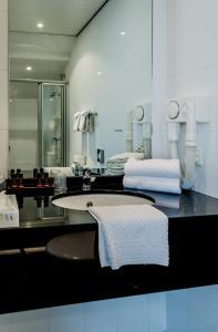 Strandhotel Duinheuvel, Hotels  Domburg - big - 57
