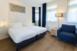 Strandhotel Duinheuvel, Szállodák  Domburg - big - 19