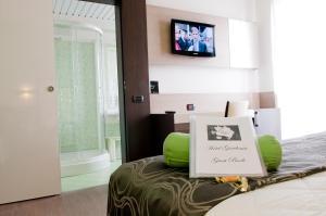 Hotel Gardenia, Hotely  Romano Canavese - big - 5