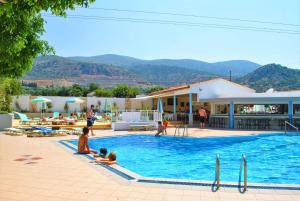 Melissa Apartments, Aparthotels  Malia - big - 39