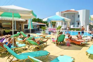 Melissa Apartments, Aparthotels  Malia - big - 55