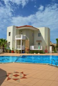 Melissa Apartments, Aparthotels  Malia - big - 35