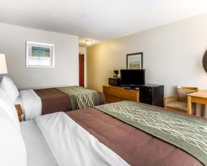 Comfort Inn Oklahoma City, Hotels  Oklahoma City - big - 23