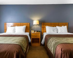 Comfort Inn Oklahoma City, Hotels  Oklahoma City - big - 5