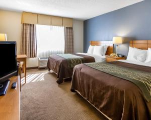 Comfort Inn Oklahoma City, Hotels  Oklahoma City - big - 7