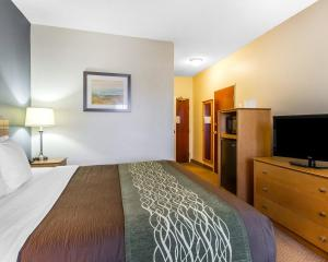 Comfort Inn Oklahoma City, Hotels  Oklahoma City - big - 4