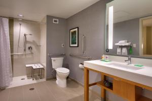 Queen Room with Sofa Bed - Handicap Accessible with Shower