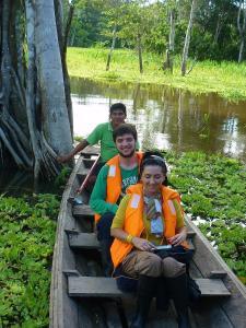 Amazon Golden Snake, Chaty  Santa Teresa - big - 18