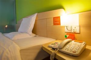 7Days Inn Shijiazhuang Gaocheng West Lianzhou Road, Hotels  Gaocheng - big - 12