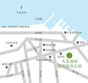 Dalian Asia Pacific Service Apartment (Former Somerset Harbour Court Dalian), Aparthotely  Dalian - big - 16