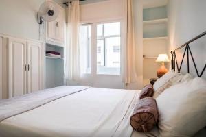 Spacious 3 Bedroom Downtown Flat, Apartments  Rabat - big - 1