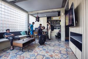 M Boutique Hostel, Hostels  Seminyak - big - 54