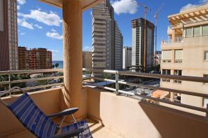 Holiday Apartment Penyasol, Апартаменты  Кальпе - big - 3