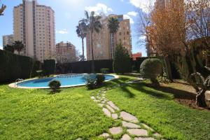 Holiday Apartment Penyasol, Апартаменты  Кальпе - big - 5