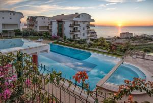 Sunset Beach Vip 2 Residences, Apartmanok  Alanya - big - 58