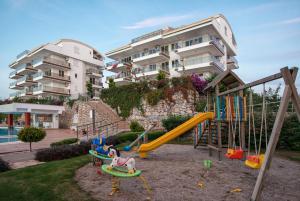 Sunset Beach Vip 2 Residences, Apartmanok  Alanya - big - 59