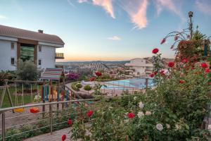 Sunset Beach Vip 2 Residences, Apartmanok  Alanya - big - 60