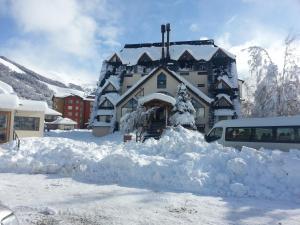 Village Catedral Hotel & Spa, Apartmánové hotely  San Carlos de Bariloche - big - 56