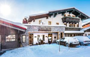 Pension Restaurant Dorfalm - Accommodation - Leogang