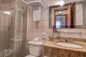 Flat Hotel Palazzo Reale, Aparthotels  Campos do Jordão - big - 4