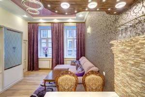 ApartHotel the City of Bridges, Apartmánové hotely  Petrohrad - big - 15