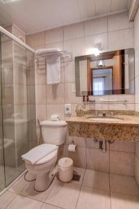 Flat Hotel Palazzo Reale, Aparthotels  Campos do Jordão - big - 12
