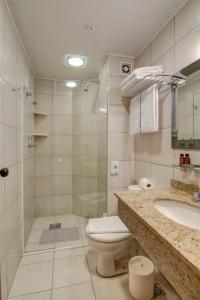 Flat Hotel Palazzo Reale, Aparthotels  Campos do Jordão - big - 20